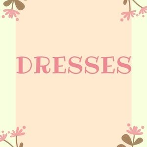 All things Dresses!